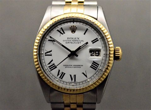Rolex Datejust Buckley 1601 horloge