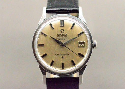 Omega Constellation Türler horloge